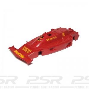 Scalextric Ferrari 312T No.2 Red Body