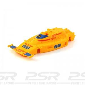 Scalextric Ferrari 312T No.68 Yellow Body