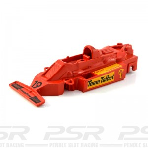 Scalextric Wolf WR5 No.19 Team Talbot Red Body