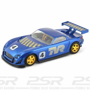 Scalextric TVR Speed 12 No.4 Export