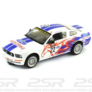 Scalextric Ford Mustang FR 500C No.22