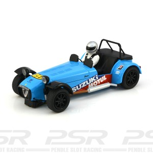Scalextric Caterham R500 No.19 Blue