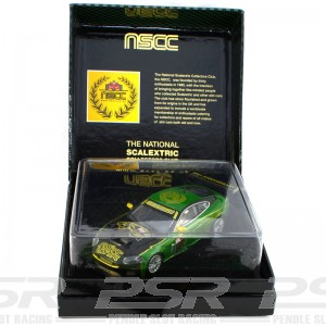 Scalextric Jaguar XKR GT3 NSCC 30th Anniversary