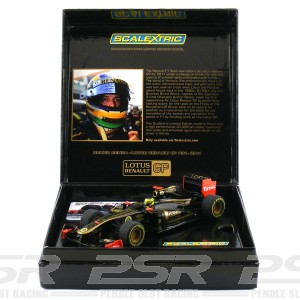 Scalextric Lotus-Renault GP R31 Bruno Senna Limited Edition