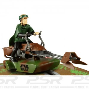 Scalextric Star Wars 74-Z Speeder Bike Luke Skywalker C3298