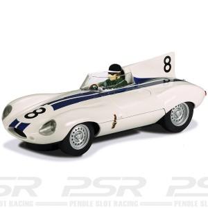 Scalextric Jaguar D-Type XKD 601 Sebring 12hrs 1956 C3308