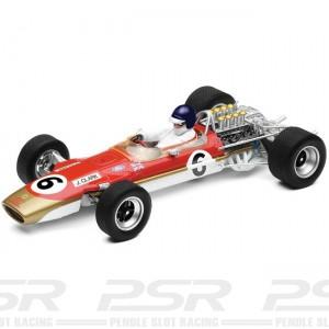 Scalextric Lotus Cosworth 49 Jim Clark 1968 Gold Leaf C3311