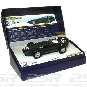 Scalextric GP Legends Vanwall Limited Edition