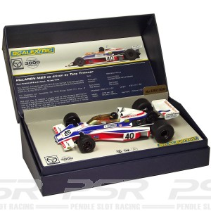 Scalextric GP Legends McLaren M23 No.40 Limited Edition