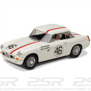 Scalextric MGB No.46 Sebring 12hrs 1964 C3415