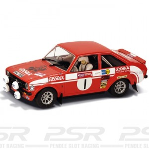 Scalextric Ford Escort MkII Lombard RAC Rally 1975 C3483