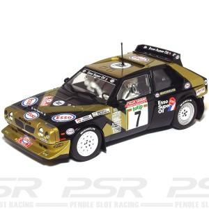 Scalextric Lancia Delta S4 No.7 Rally San Remo 1986