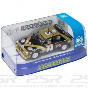 Scalextric Lancia Delta S4 No.7 Rally San Remo 1986 60th
