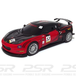 Scalextric Lotus Evora GT4 No.51 Team Bullrun