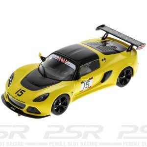 Scalextric Lotus Exige V6 Cup-R Brands Hatch 2013