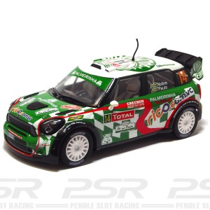 Scalextric Mini Countryman WRC No.12 Rallye Monte Carlo 2012