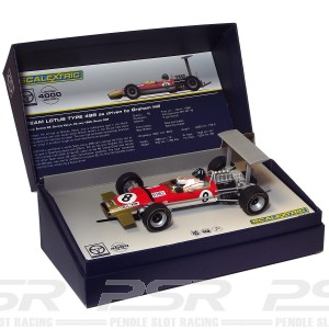 Scalextric GP Legends Team Lotus Type 49B Limited Edition