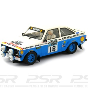 Scalextric Ford Escort MKII No.18 Haynes