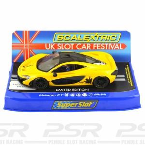 Scalextric McLaren P1 UKSCF Show Car 2016