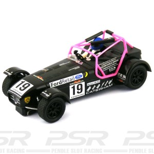 Scalextric Caterham Superlight No.19