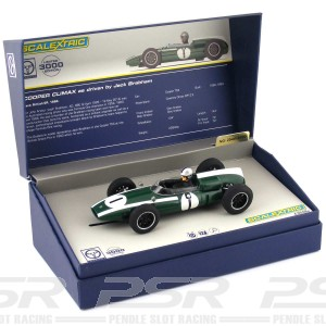 Scalextric Legends Cooper Climax Jack Brabham