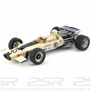 Scalextric Team Lotus 49 Pete Lovely