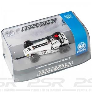 Scalextric Caterham Superlight R300-S 60th