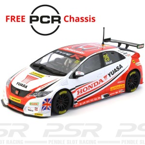 Scalextric BTCC Honda Civic Type R Matt Neal