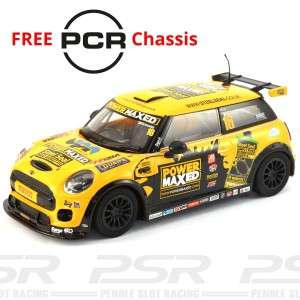 Scalextric BMW Mini Cooper F56 Power Maxed