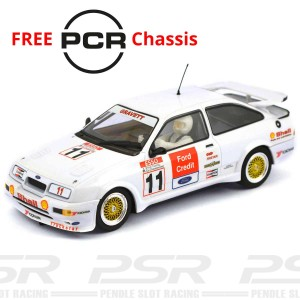Scalextric Ford Sierra RS500 BTCC Ford Credit