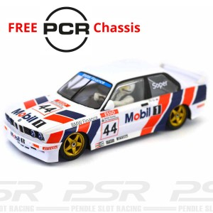 Scalextric BMW E30 M3 BTCC Mobil 1