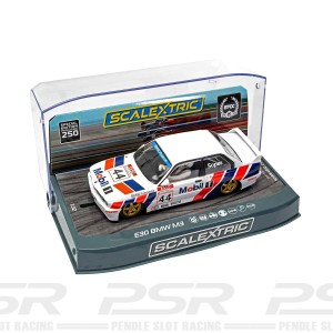 Scalextric BTCC Anniversary BMW E30 M3 - Steve Soper