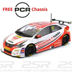 Scalextric BTCC Honda Civic Type R Gordon Shedden