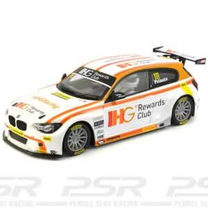 Scalextric BTCC BMW 125 Series 1 Andy Priaulx