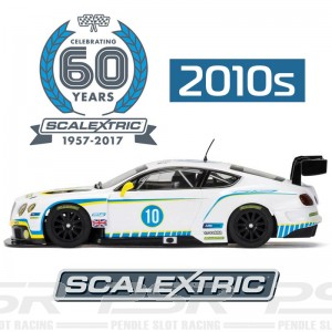 Scalextric 60th Anniversary Collection - 2010s