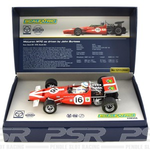 Scalextric Legends McLaren M7C John Surtees 1970