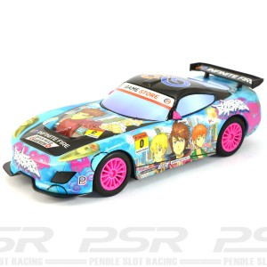 Scalextric Team GT Lightning - Sunrise