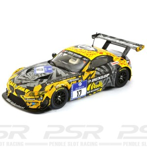 Scalextric BMW Z4 GT3 No.17 24h Nurburgring 2015