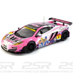Scalextric McLaren 12C GT3 Pacific Racing No.9