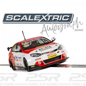 Scalextric Autograph Series MG6 No.66 Josh Cook