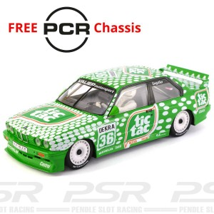 Scalextric BMW M3 E30 No.36 Tic Tac