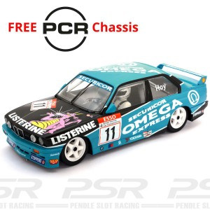 Scalextric BMW M3 E30 BTCC 1991 Will Hoy