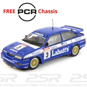 Scalextric Ford Sierra RS500 Tim Harvey