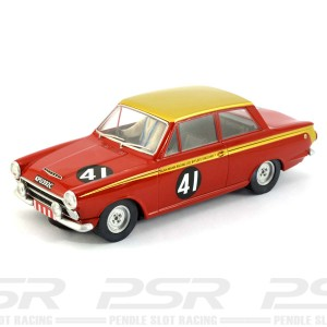 Scalextric Ford Cortina MK1 Alan Mann Racing