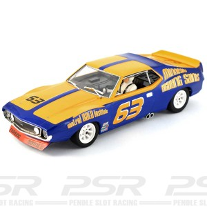 Scalextric AMC Javelin No.63 Trans Am 1972