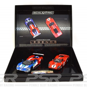 Scalextric Legends Le Mans - 50 Years of Ford