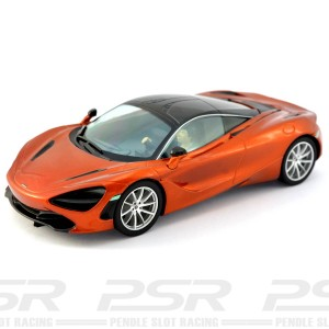 Scalextric McLaren 720S Azores Orange