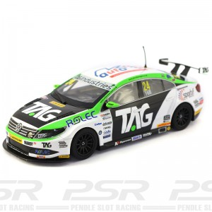 Scalextric BTCC VW Passat No.24 Jake Hill