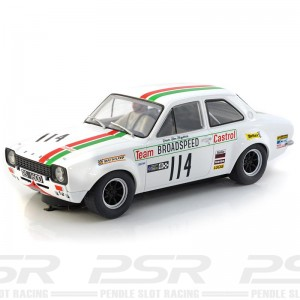 Scalextric Ford Escort MK1 Team Castrol Brands Hatch 1971