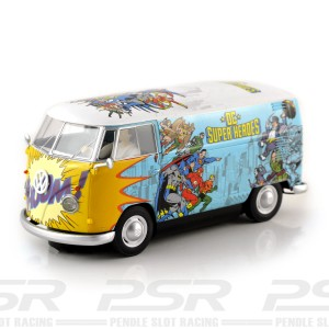 Scalextric VW Panel Van T1b DC Comics